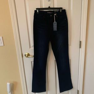 The Limited High Waisted Slim Bootcut